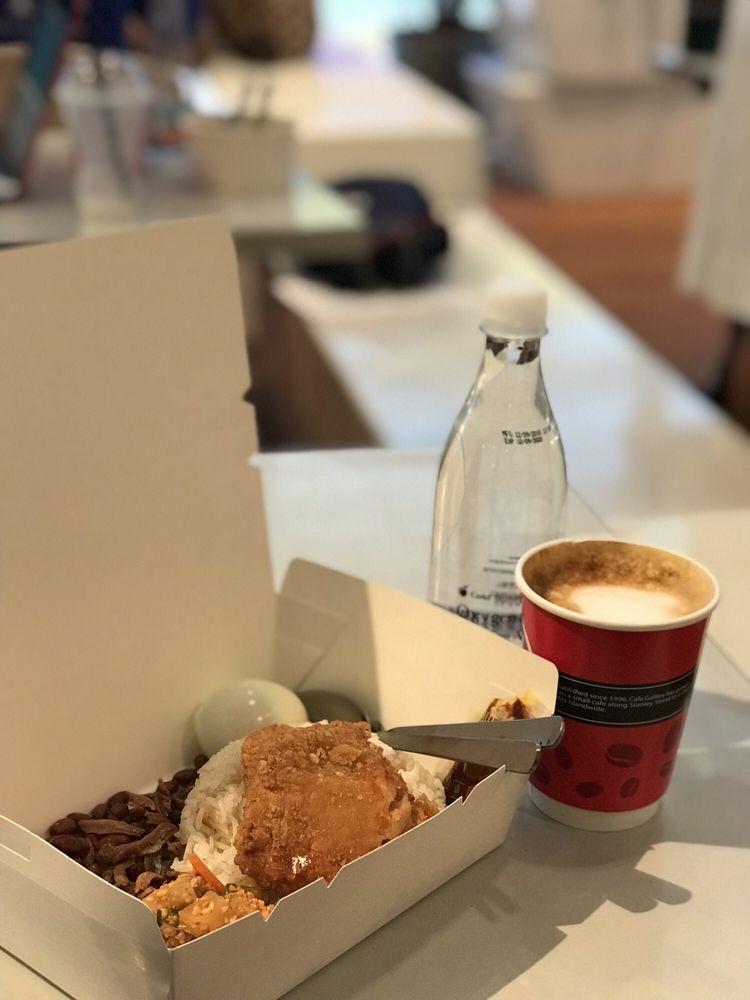 Cafe Galilee Singapore