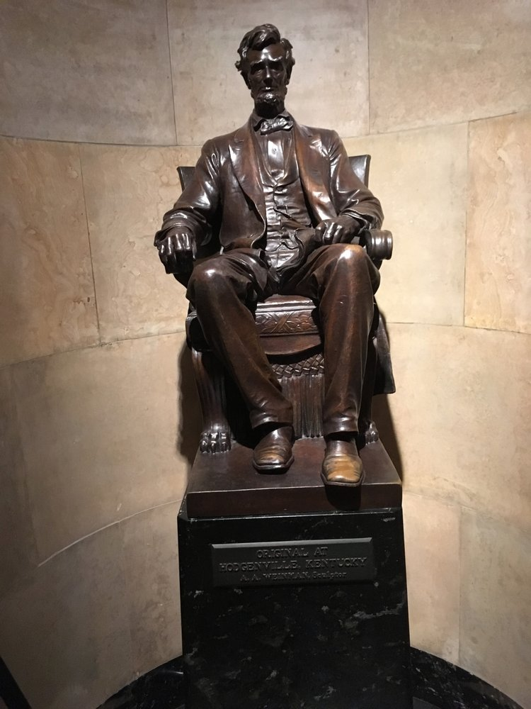 Lincoln's Tomb: 1441 Monument Ave, Springfield, IL