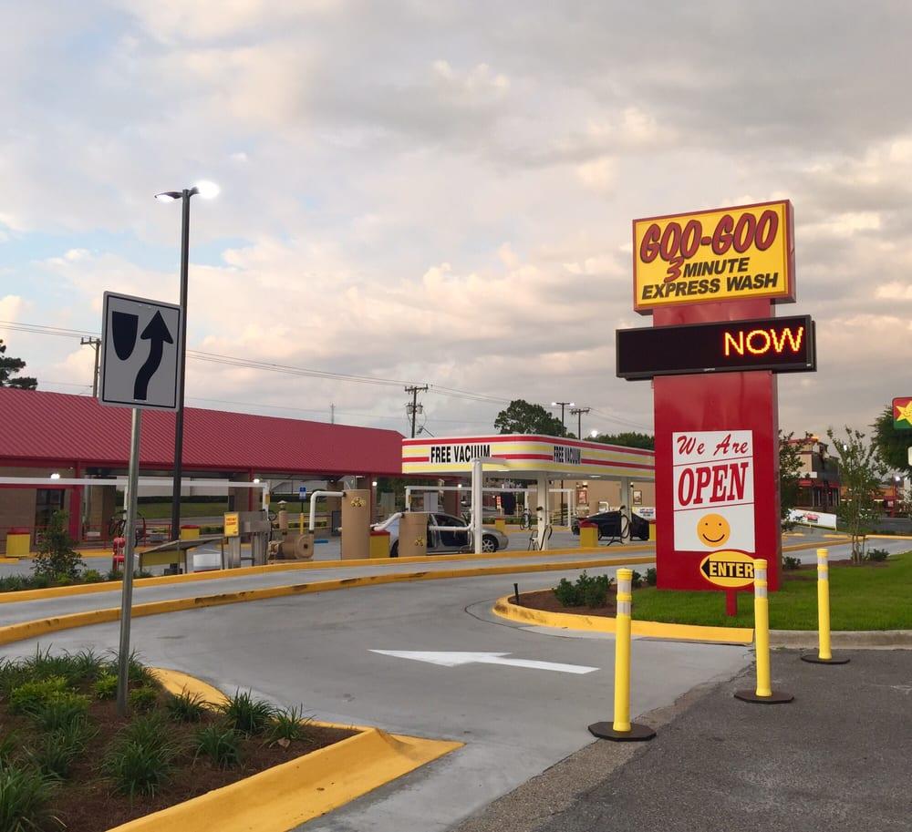 Goo Goo Car Wash Car Wash 345 W Duval St Lake City
