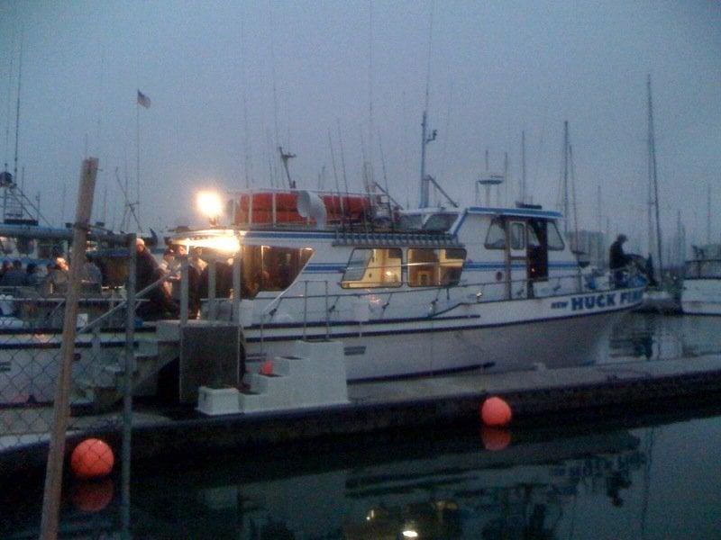 The new huck finn yelp for Emeryville fishing report