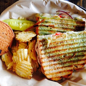 Photo Of Brown Bag Sandwich Anchorage Ak United States En Pesto