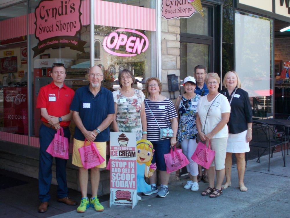 Aiken Bites & Sites: New Ellenton, SC