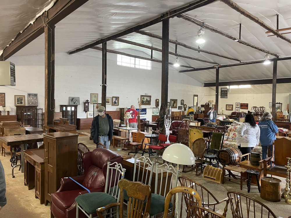 Pete's Auction Service: 2858 N Seminole Rd, Madison, VA