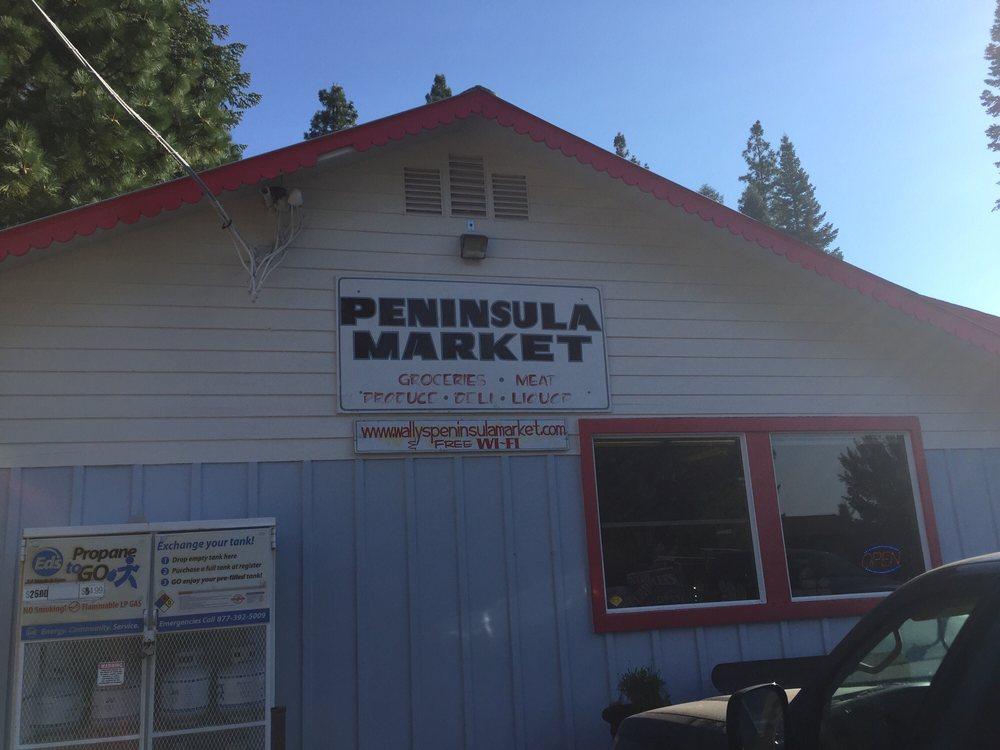 Wally's Peninsula Market: 309 Peninsula Dr, Westwood, CA