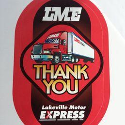 Photo of Lakeville Motor Express - Roseville, MN, United States. Thanks for locking
