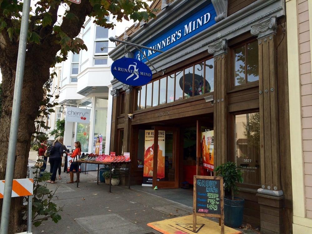 A Runner's Mind: 3575 Sacramento St, San Francisco, CA