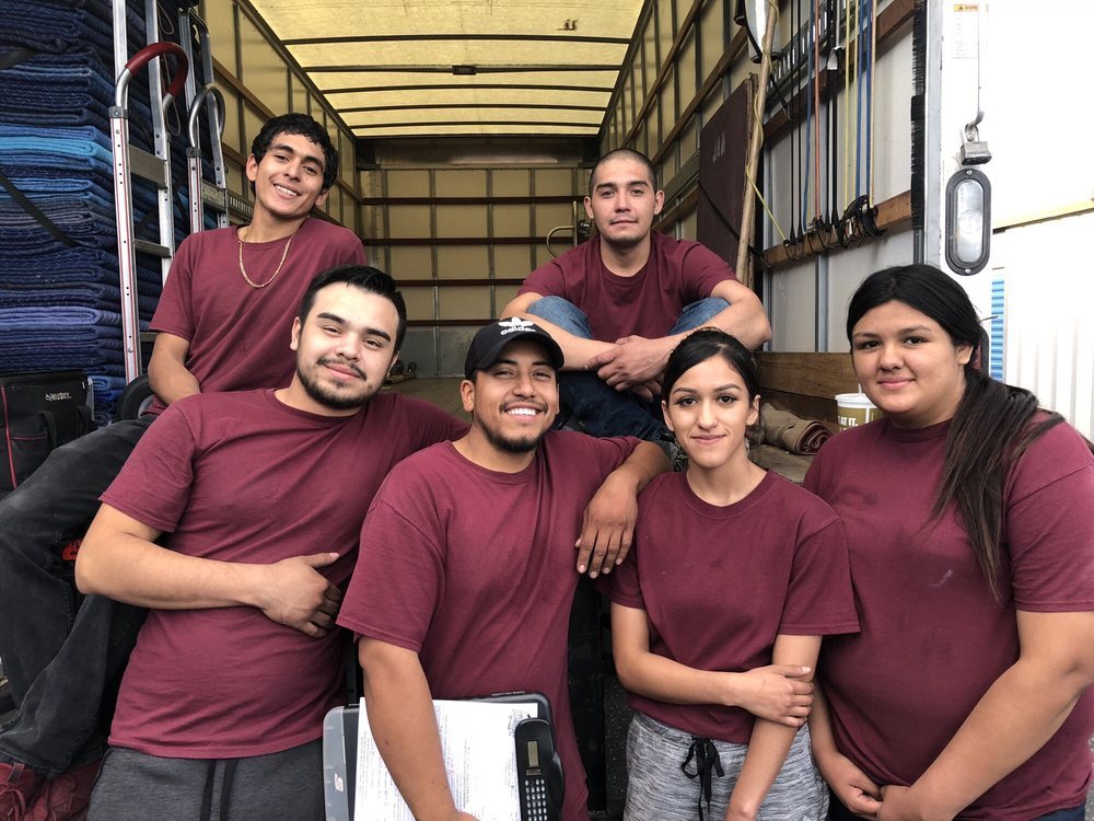 Affordable Movers: 2317 Field St, Odessa, TX