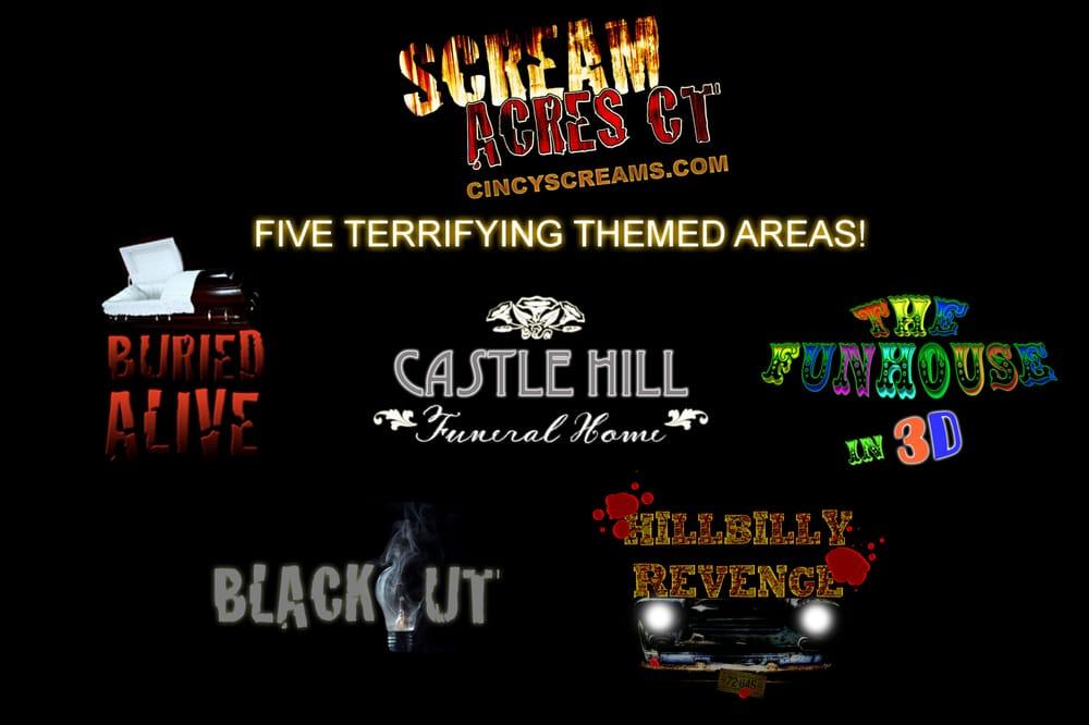Scream Acres Ct: 4399 Boron Dr, Covington, KY