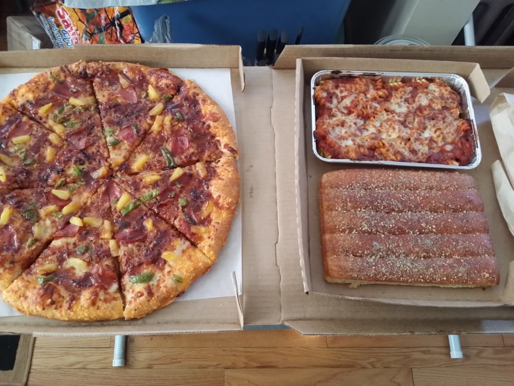 pizza hut & wing street - 40 reviews - pizza - 1601 n western ave