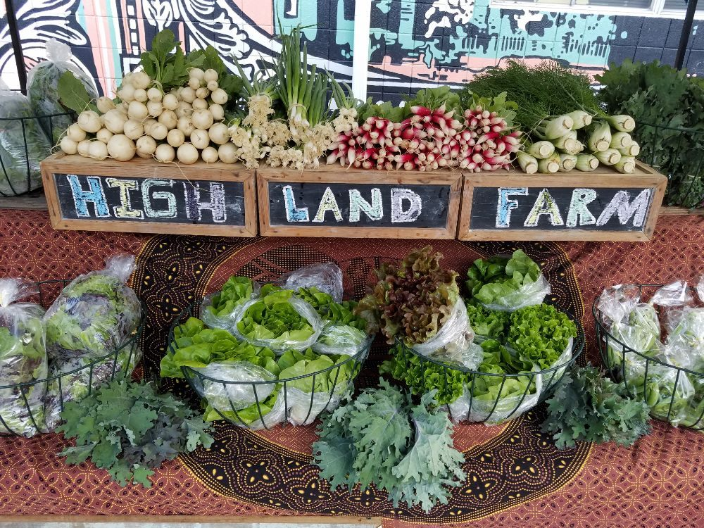 Blacksburg Farmers Market: 100 Draper Rd, Blacksburg, VA