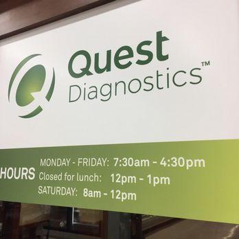 Quest Diagnostics - 18 Photos - Laboratory Testing - 2051