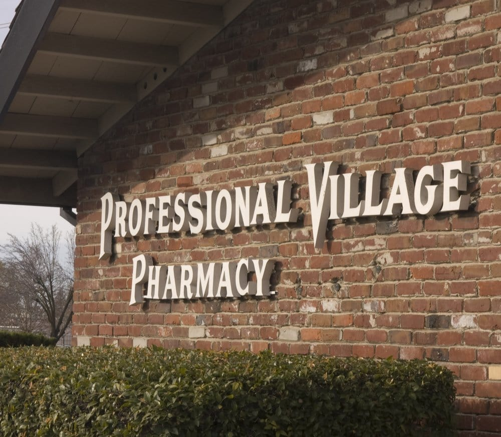 Professional Village Compounding Pharmacy: 1701 Professional Drive, Sacramento, CA