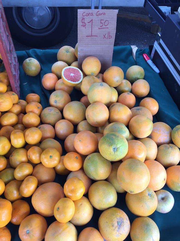 Temple City Farmers' Market: 9701 Las Tunas Blvd, Temple City, CA