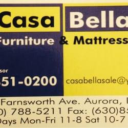 Photo Of Casa Bella Furniture And Mattress   Aurora, IL, United States.  Great