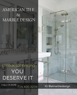 American Tile And Marble Design 1390 S State College Blvd Anaheim
