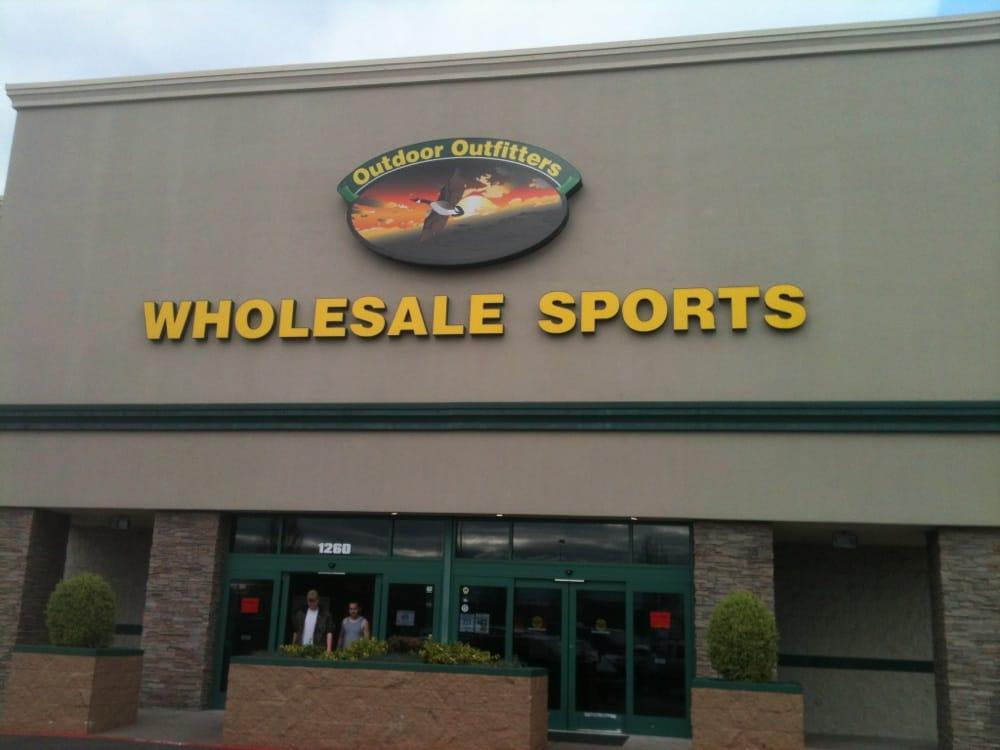Wholesale Sports: 1260 Lancaster Dr SE, Salem, OR