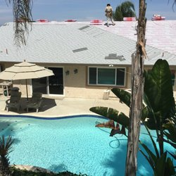 Photo Of Alfredo S Roofing Escondido Ca United States Took Off Heavy Old