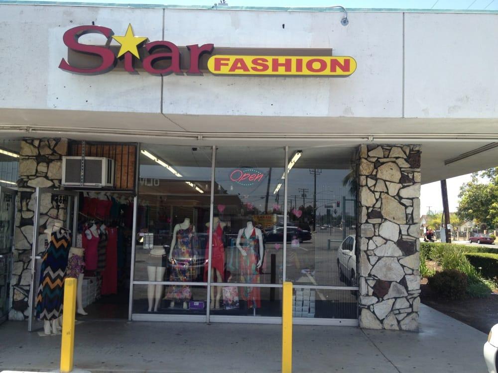 Star Fashion: 14354 Olive, Baldwin Park, CA