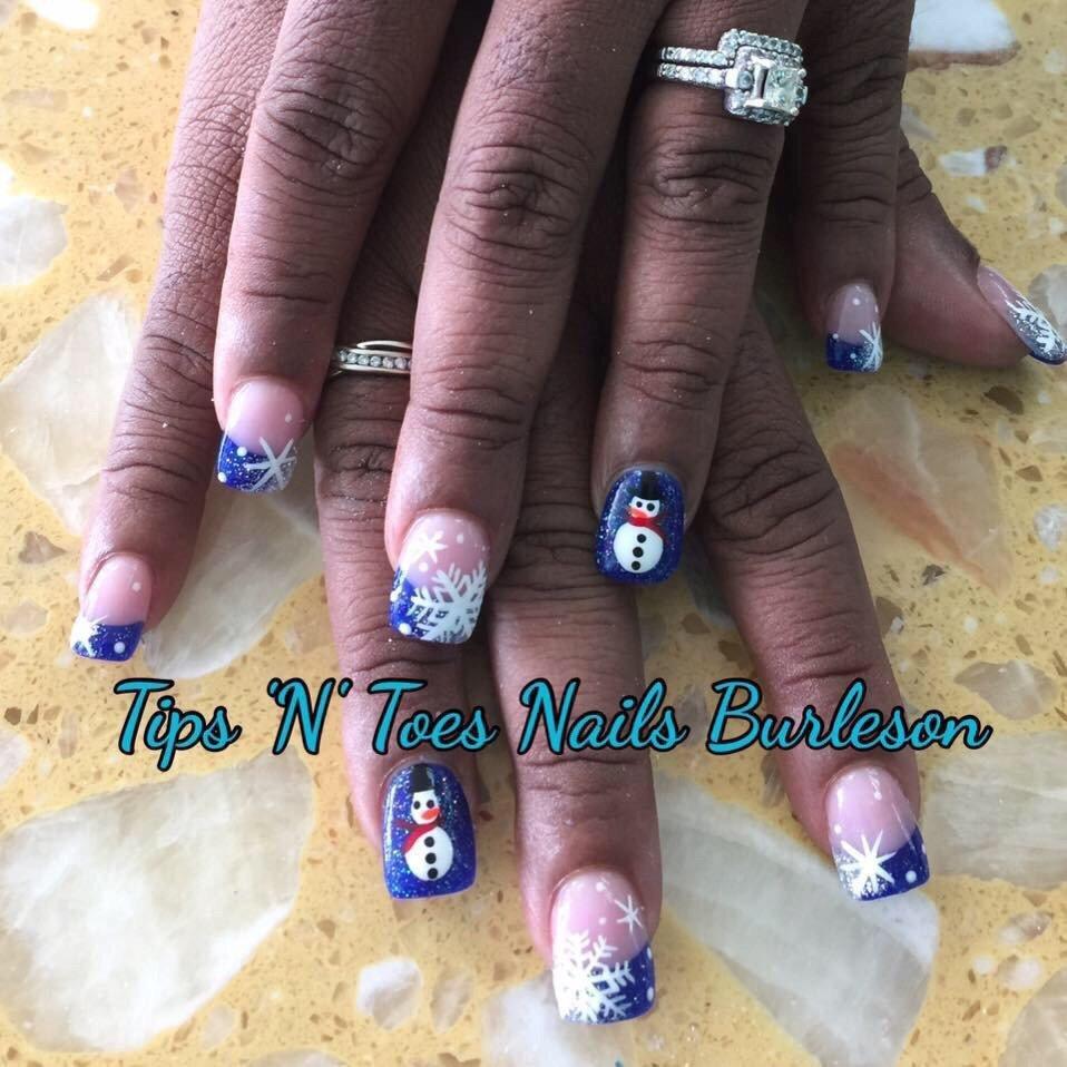 Tips N Toes Nails - 31 Photos - Nail Salons - 855 NE Alsbury Blvd ...