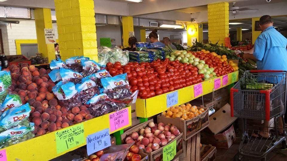 Jam's Produce: 1451 Clearwater Largo Rd N, Largo, FL