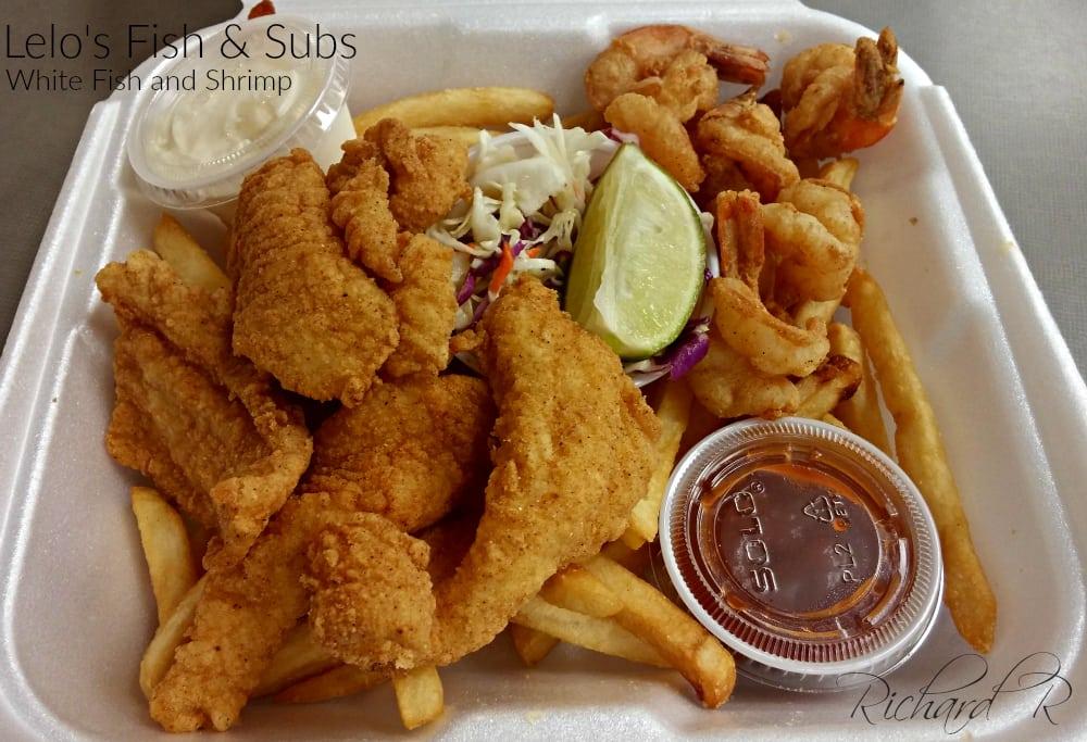 Lelo's Fish & Subs