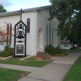 Presbyterian Church of Christ: 101 E North St, Mount Sterling, IL