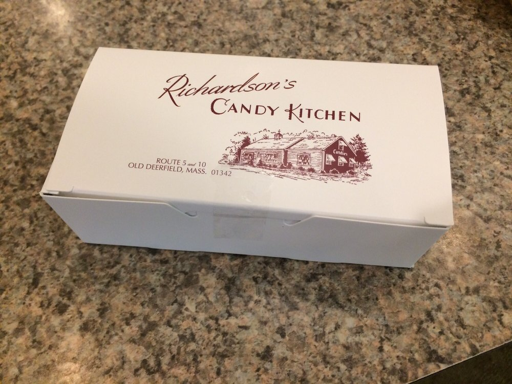 Richardson's Candy Kitchen: 500 Greenfield Rd, Deerfield, MA