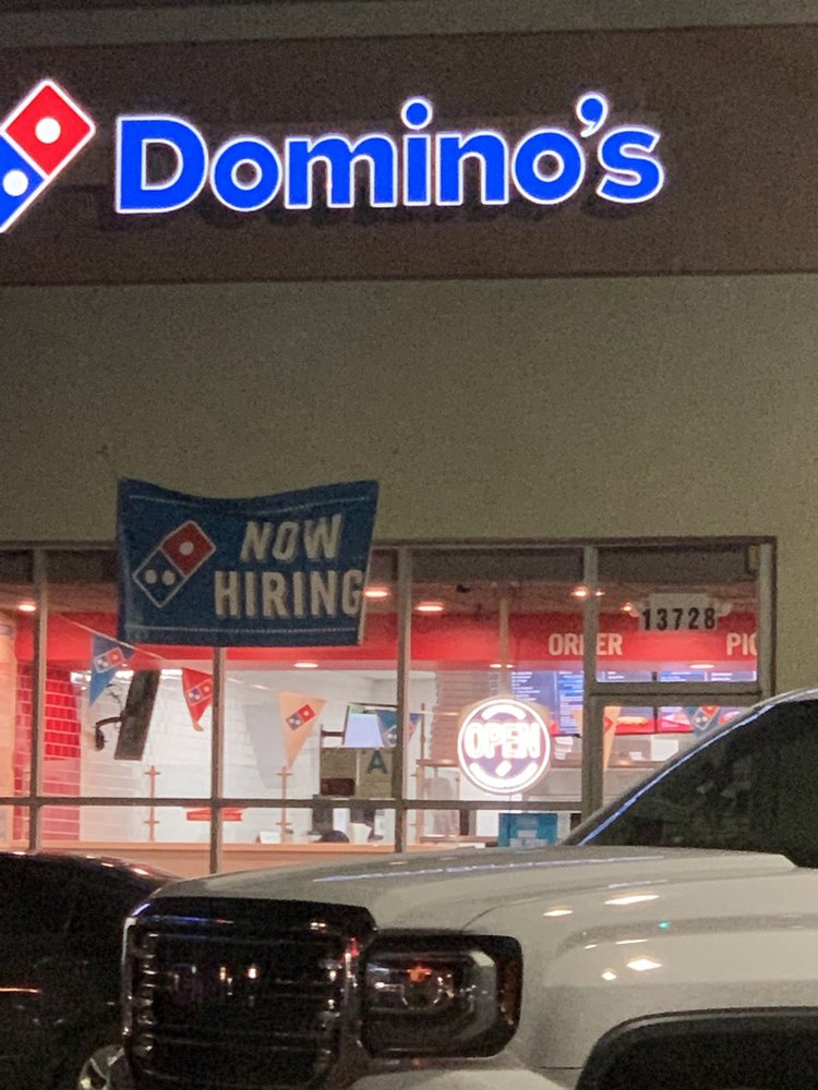 Domino's Pizza: 13728 Amar Rd, La Puente, CA