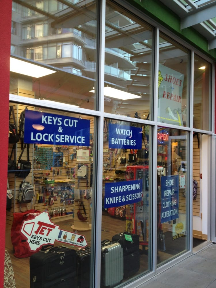 Sky Shoes Repair New Westminster Bc
