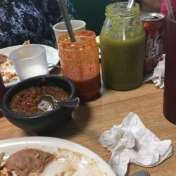 Photo Of Lulu S Authentic Mexican Restaurant Dallas Tx United States There Salas