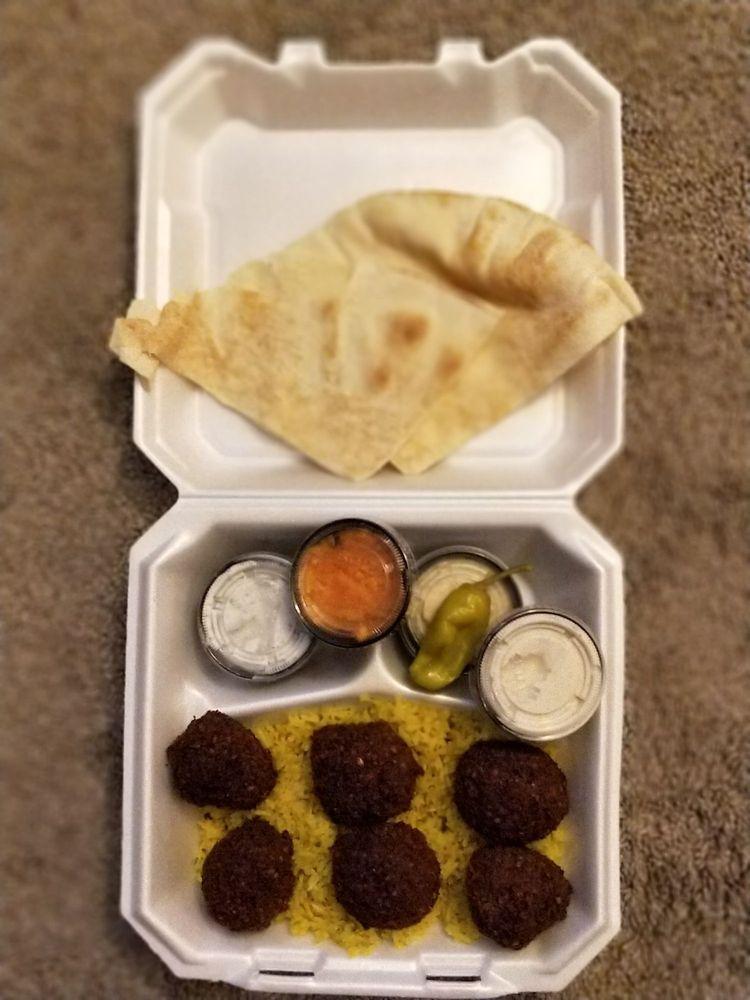 Mediterranean Turkish Food