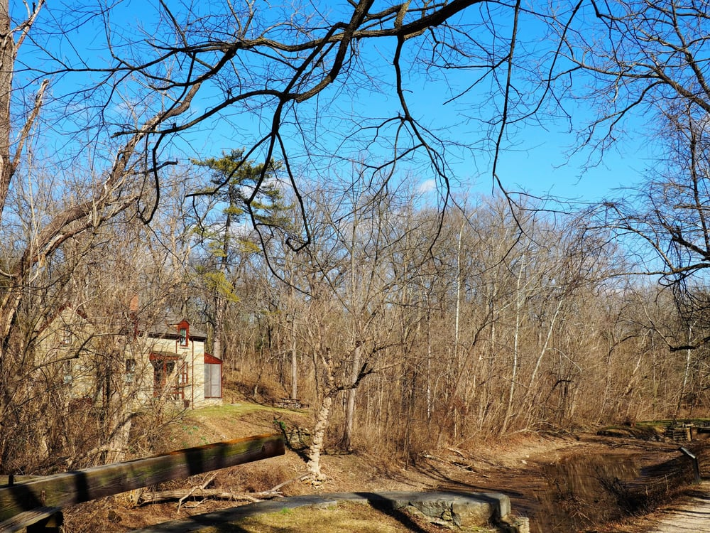 Lockhouse 10 - C&O Canal Trust: 8250 Clara Barton Pkwy, Cabin John, MD