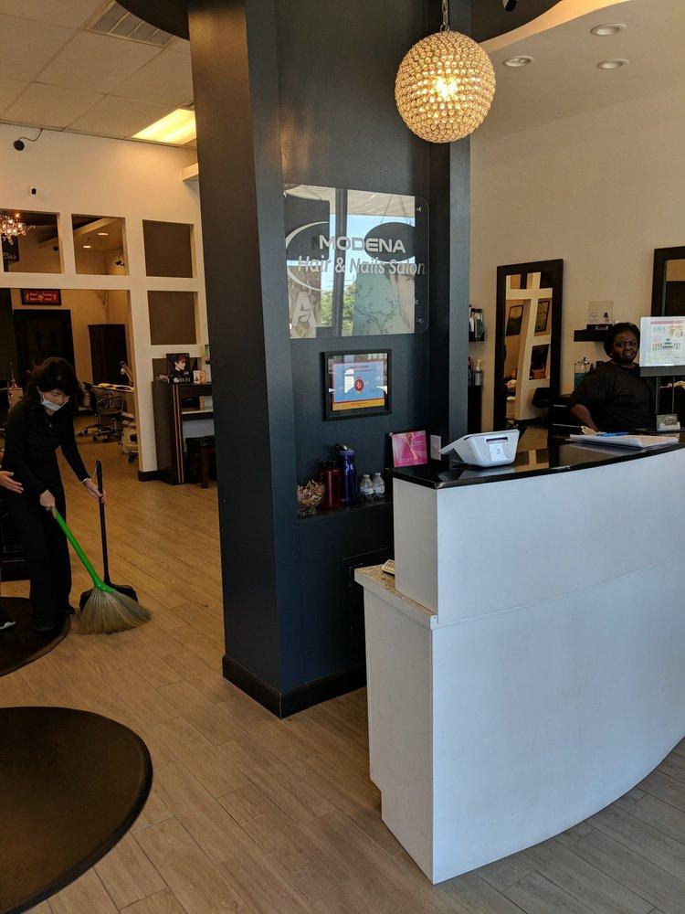 Modena Hair & Nails Spa: 11516 Lamey Bridge Rd, D'Iberville, MS