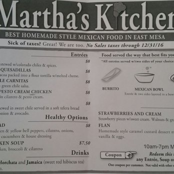 Martha\'s Kitchen - Order Food Online - 51 Photos & 74 Reviews ...