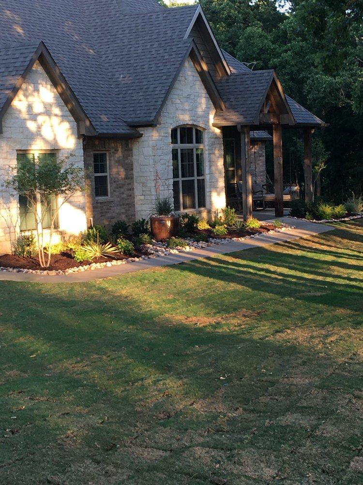 Mow Pros Lawn, Landscapes and Irrigration: 201 E Decatur St, Ennis, TX