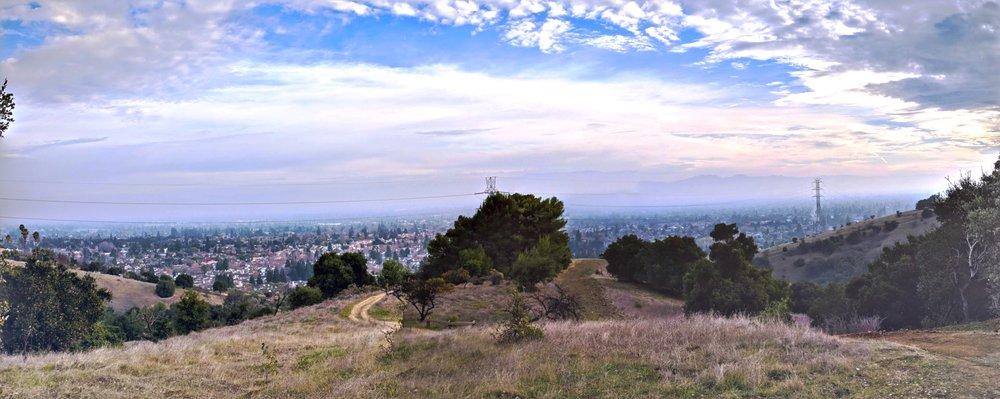 Fremont Older Open Space Preserve: 22898 Prospect Rd, Saratog, CA
