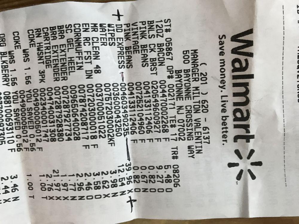 Walmart Supercenter: 500 Bayonne Crossing Way, Bayonne, NJ