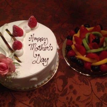 Copycat Ambrosia Strawberry Cake