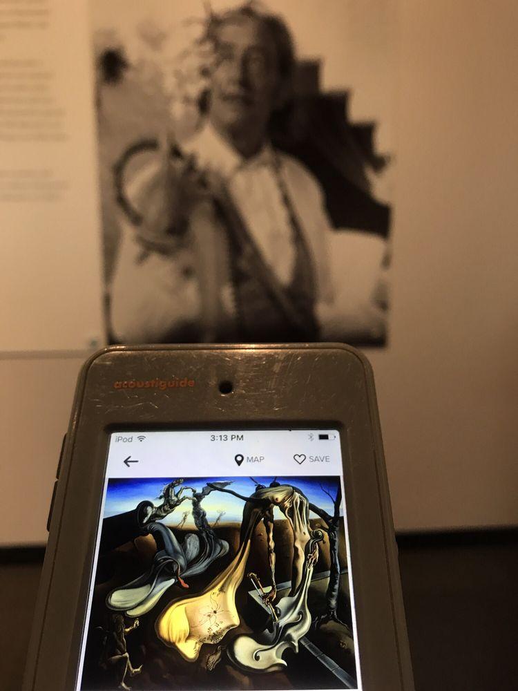 The Dali Museum: 1 Dali Blvd, St. Petersburg, FL