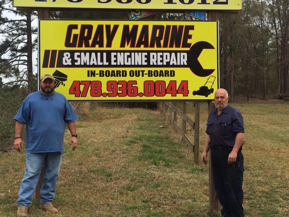 Gray Marine and Small Engine Repair: 121 Homer Roberts Rd, Gray, GA