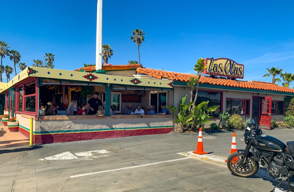 Beach-side Bar and Restaurant that Brought Baja Fish Tacos