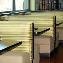Photo Of Restaurant Furniture Supply   Northbrook, IL, United States.  Custom Made Booths