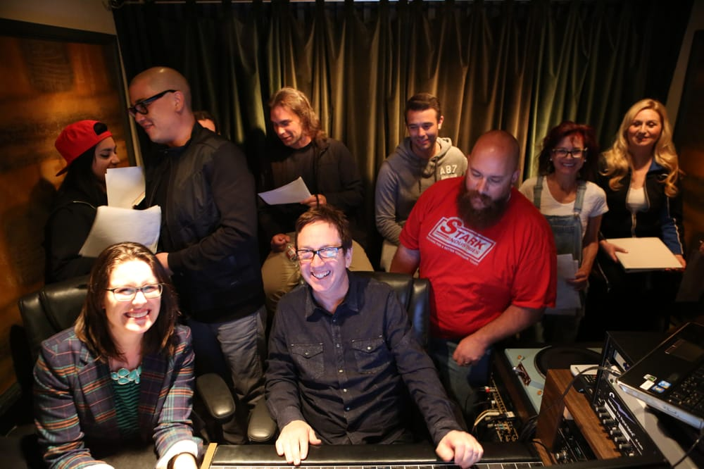 Studio C Creative Sound Recorders: 5042 Ruffner St, San Diego, CA