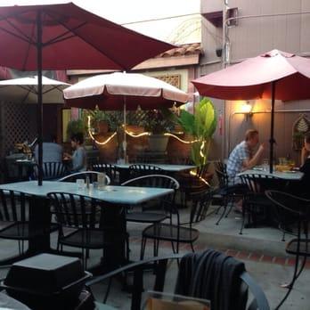 Cafe Ambrosia  E Broadway Long Beach Ca