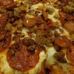 Delightful Photo Of Round Table Pizza   San Lorenzo, CA, United States. A Close