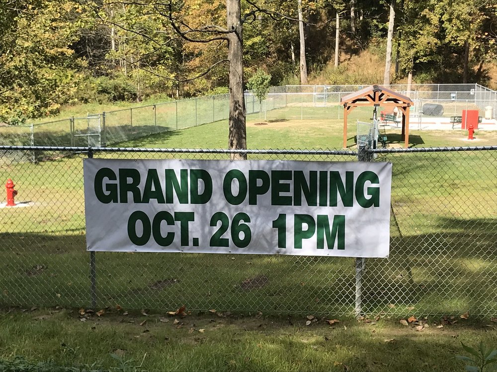 Hopewell Dog Park: 1036 Laird Dr, Aliquippa, PA