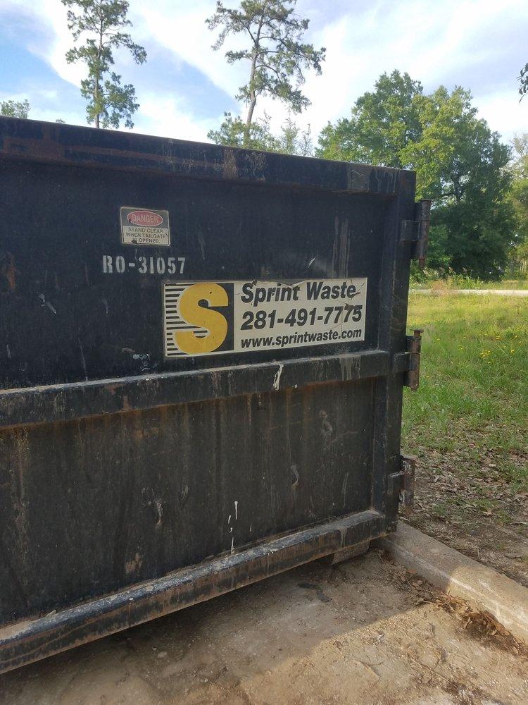 SPRINT WASTE SERVICES: 16011 Boss Gaston Rd, Sugar Land, TX