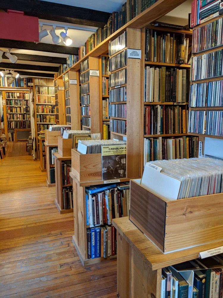 Our Bookshop: 97 Partition St, Saugerties, NY