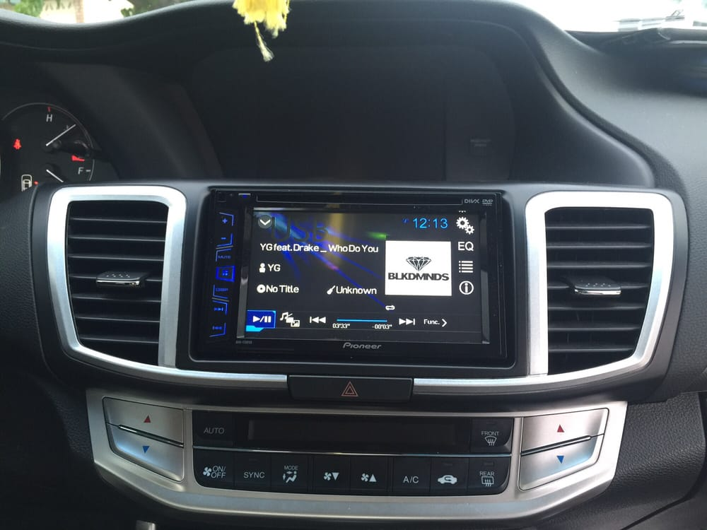 2013 Accord Double Din Install Yelp