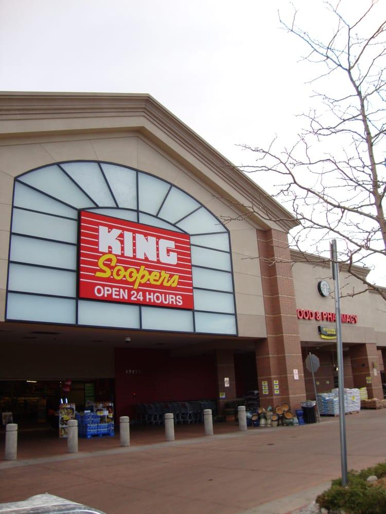 King Soopers Store # 82 in Golden, Colorado. 17171 S Golden Road ...